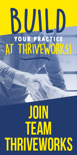 start a counseling practice join team thriveworks